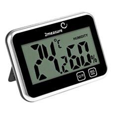 Elektryczna stacja pogody termometr/higrometr Biowin 170607