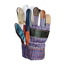 Rękawice ocieplane RLKOPAS wzmacniane skórą rozmiar 11