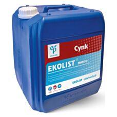 Ekolist Mono Cynk 5L Ekoplon