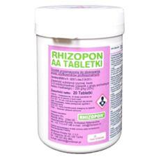 Rhizopon AA 50mg 20 tabletek Brinkman
