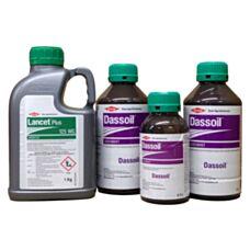 Lancet Plus 125WG + DASSOIL Dow Agro