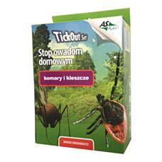 Aspermet Tick Out Set na komary i kleszcze 100 ml Asplant