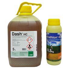 Biathlon 4D 0,5 kg + Dash HC 5 L BASF