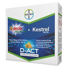 D-ACT (DECIS 0,25l + KESTREL 0,5l) BAYER