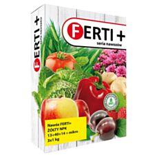Ferti+ Żółty 13-40-13 + Mikro Fortis
