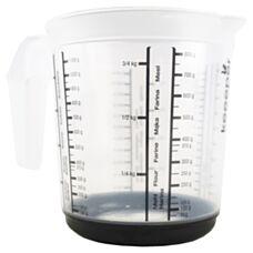 Kubek z miarką 1,0L śred.12 x 14 cm KEEEPER
