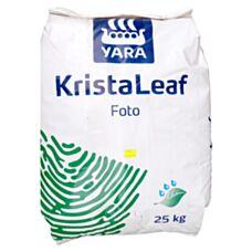 KristaLeaf Foto 25 kg Yara