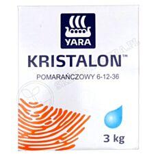 Kristalon pomarańczowy 6+12+36 Yara