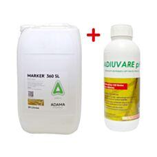 Marker 360 SL 20L Adama + ADIUVARE pH 1L SMP Agro
