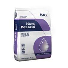 Nova Pekacid 0-60-20 25kg ICL
