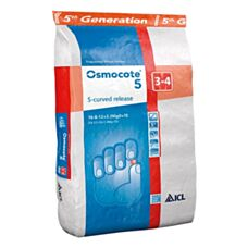 OSMOCOTE 5 S-CURVED 16-8-12   3-4M 25KG ICL