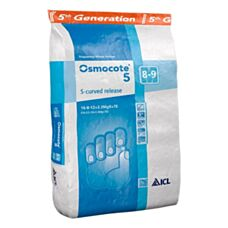 OSMOCOTE 5 S-CURVED 16-8-12  8-9M 25KG ICL