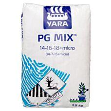 PG-MIX 14-16-18+Mikro 25kg Yara