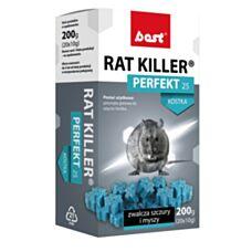 Preparat gryzoniobójczy Rat Killer Perfekt Kostka Best-Pest