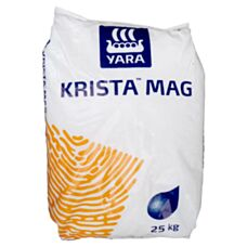 Saletra magnezowa Krista Mag 25kg Yara