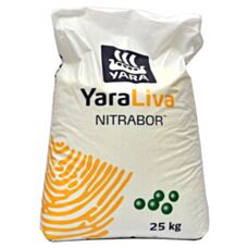 Saletra wapniowa Nitrabor 25kg Yara