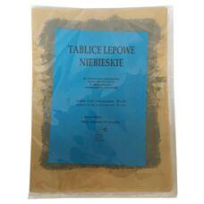 Tablice lepowe niebieskie 30x40cm (6 szt.) Medchem
