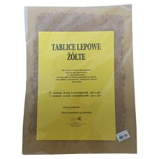 Tablice lepowe żółte 30x40cm (6 szt.) Medchem