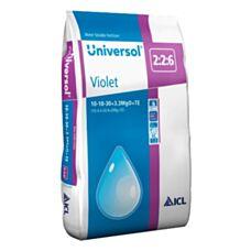 Universol Violet 10+10+30+3,3 25kg ICL
