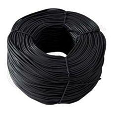 Wąż PCV szkółkarski czarny ekonomiczny 5kg Rosa