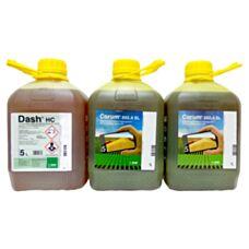 Zestaw 2 x 5 L CORUM 502,4SL + 5 L DASH - BASF