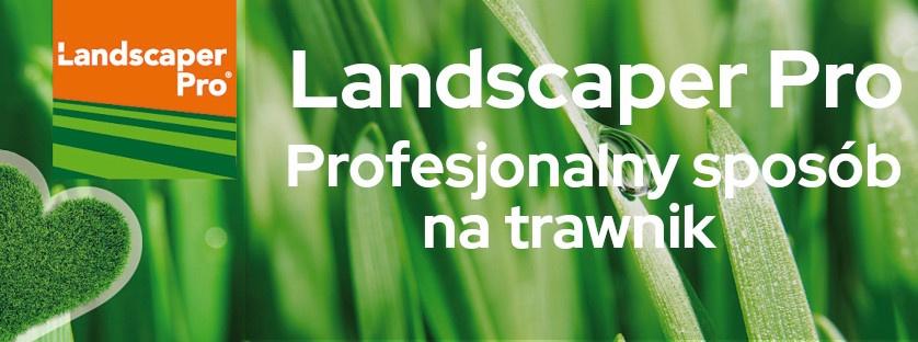 Profesjonalny sposób na trawnik - Landscaper Pro