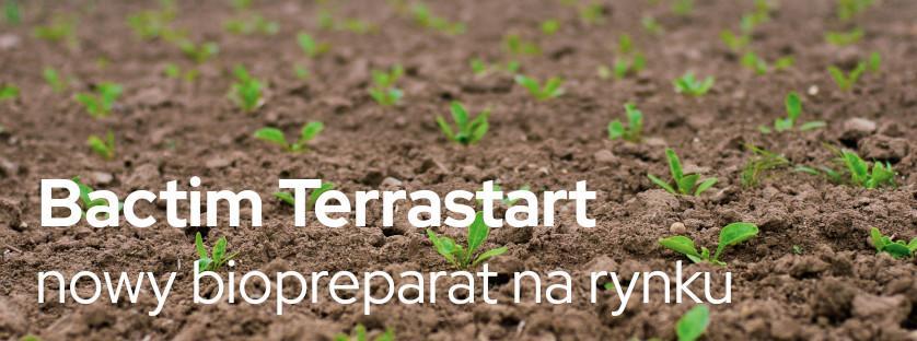 Bactim Terrastart - nowy biopreparat na rynku
