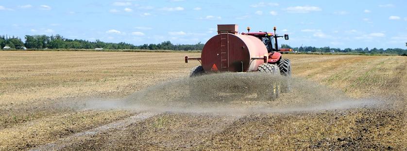 Nawożenie organiczne a żyzność gleby