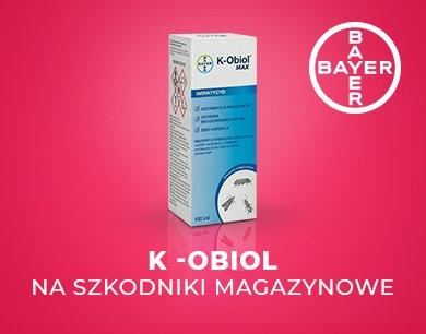 K-Obiol na szkodniki magazynowe