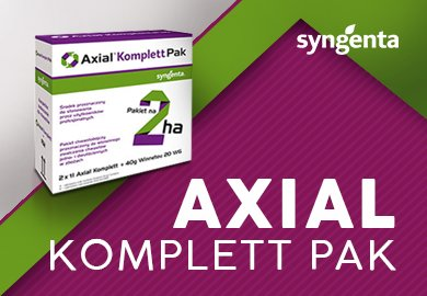 Axial komplet pak