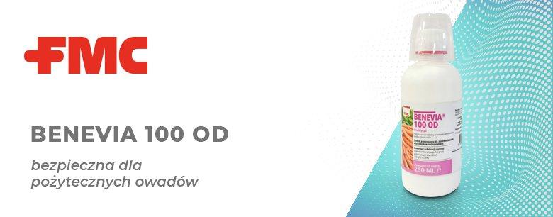 Benevia 100 OD - bezpieczna dla pożytecznych owadów