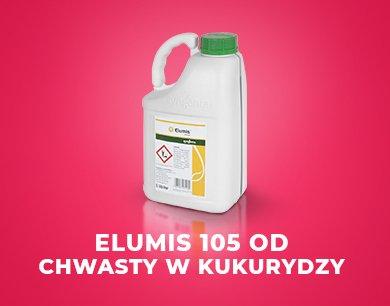 Elumis 105 OD - Chwasty w kukurydzy?